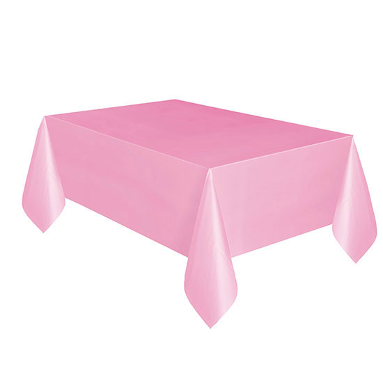 Lovely Pastel Pink Tablecover