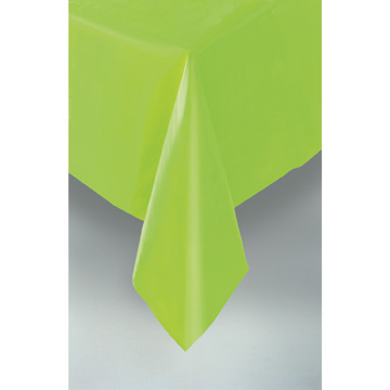 Lime Green Tablecover