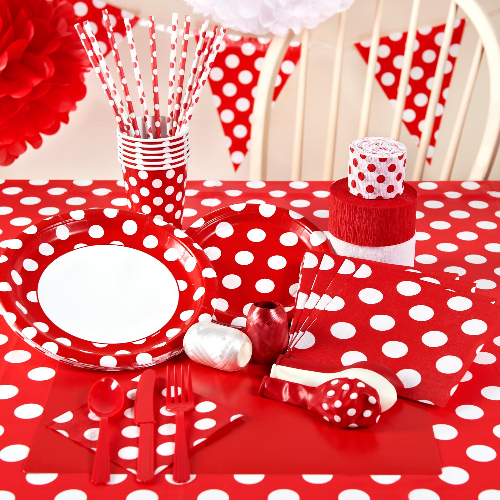 Red And White Party Decorations Wwwtopsimagescom